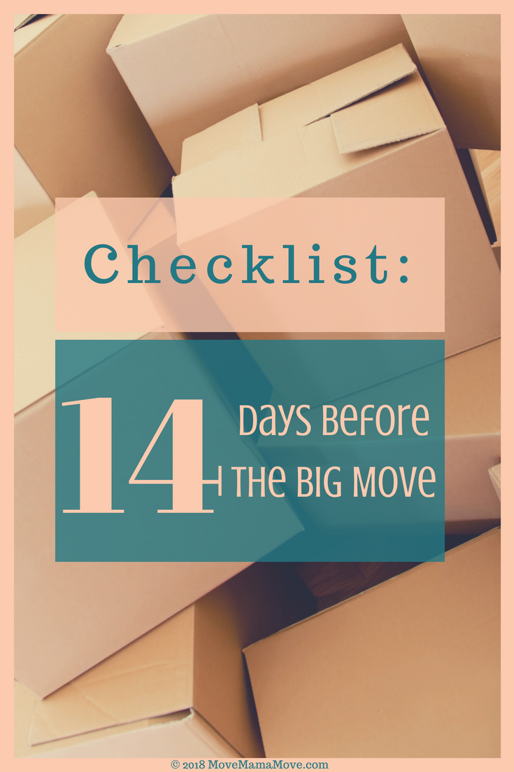 14 Days Before the Big Move
