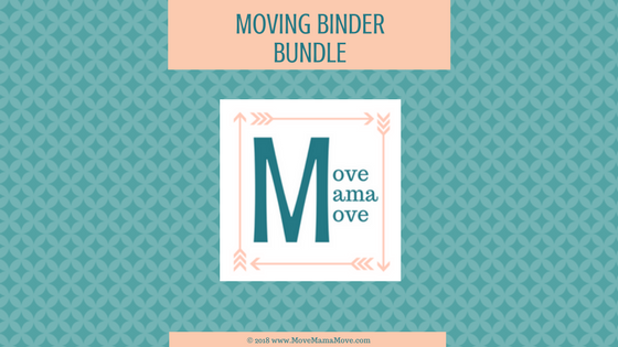 Moving Binder Bundle