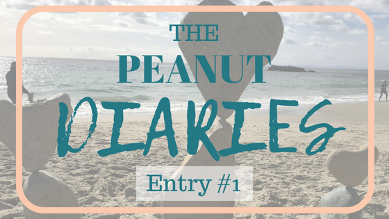 The Peanut Diaries:  Entry #1