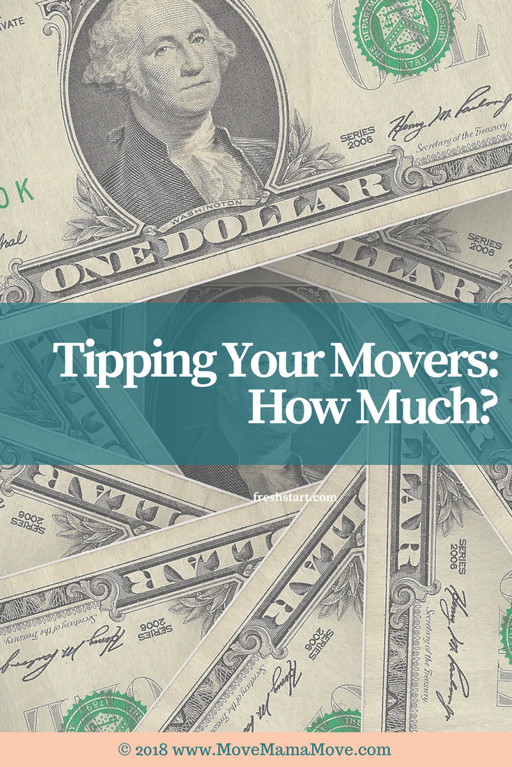 Tipping Your Movers