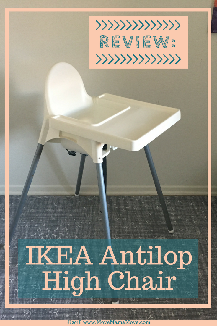 Review Ikea High Chair