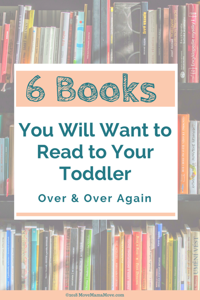 6 Books You Will Want to Read to Your Toddler