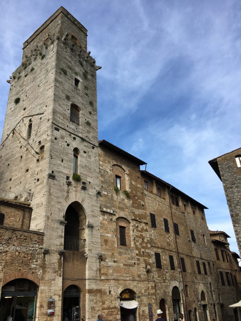 Ancient Buildings of San Gimignano