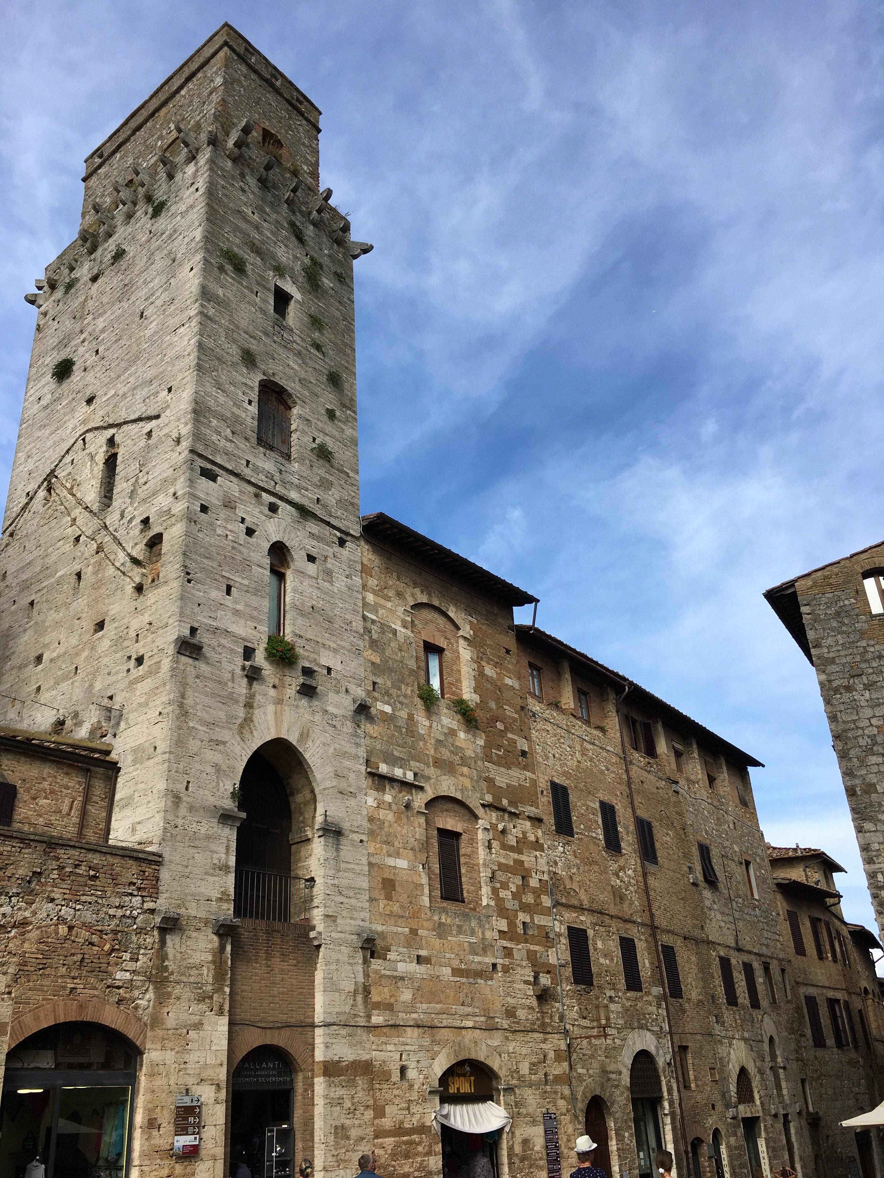 Ancient Buildings of San Gimignano