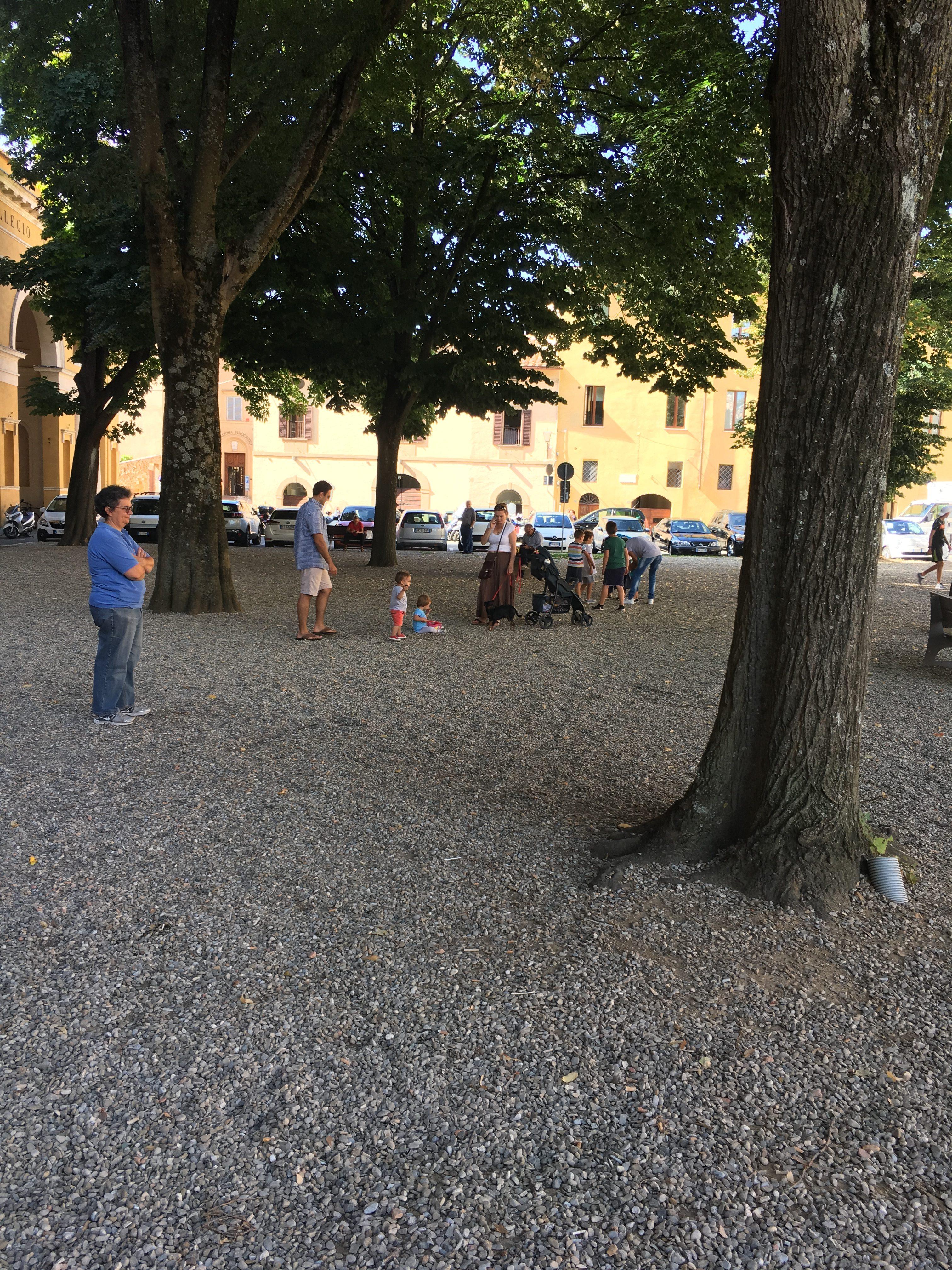 Sant'Agostino Church Playground