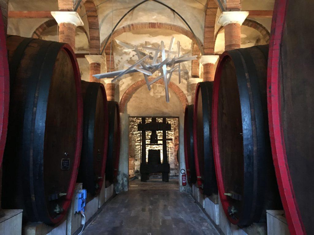 Large Barrels