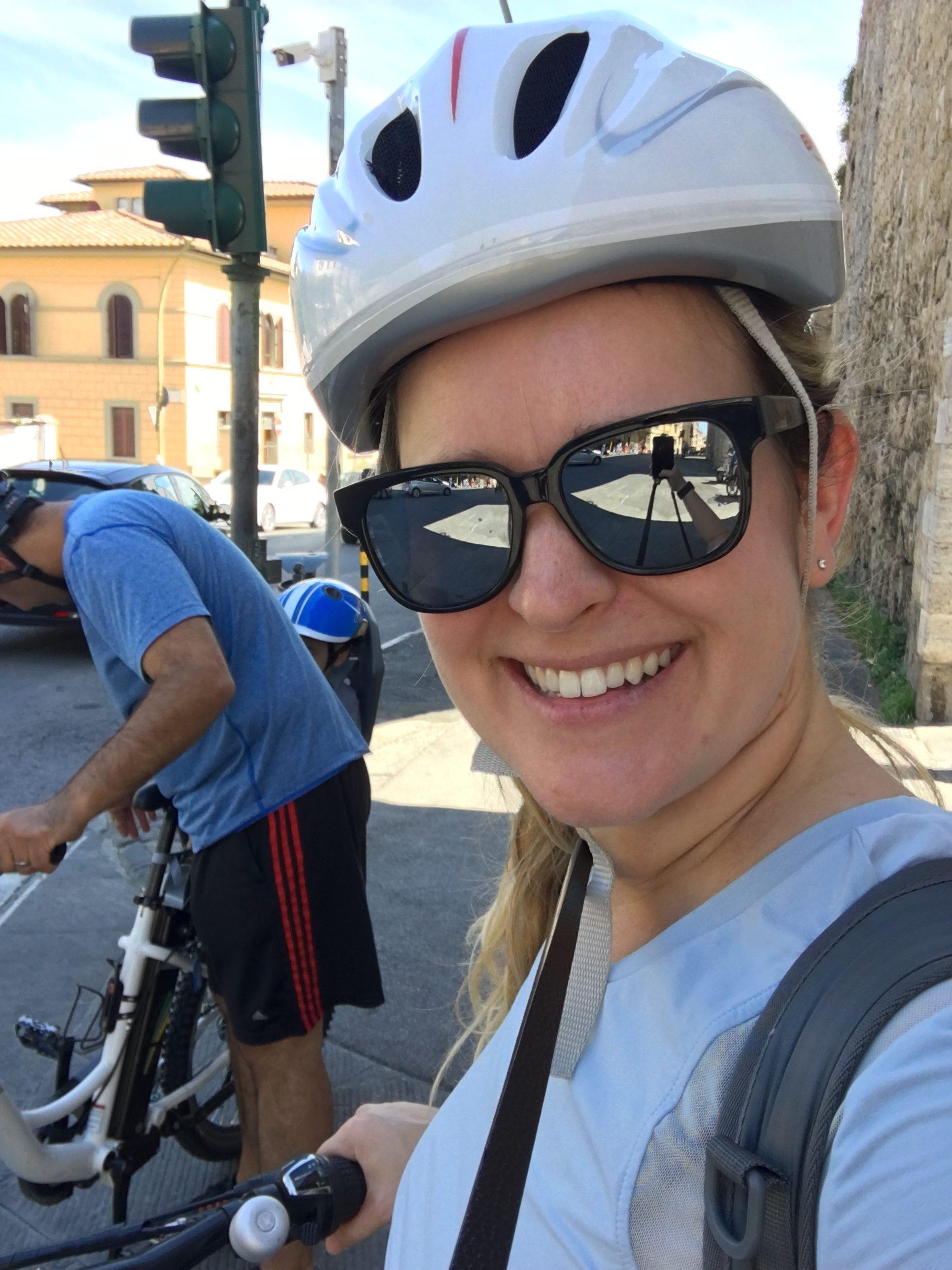 Siena Bike Ride