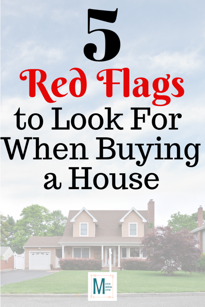Red Flags When Buying a House - Pinterest