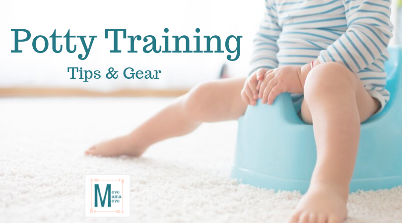 Potty Training:  Tips & Gear