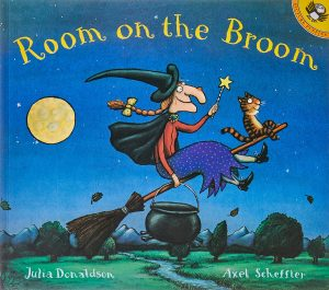 Room on the Broom book cover