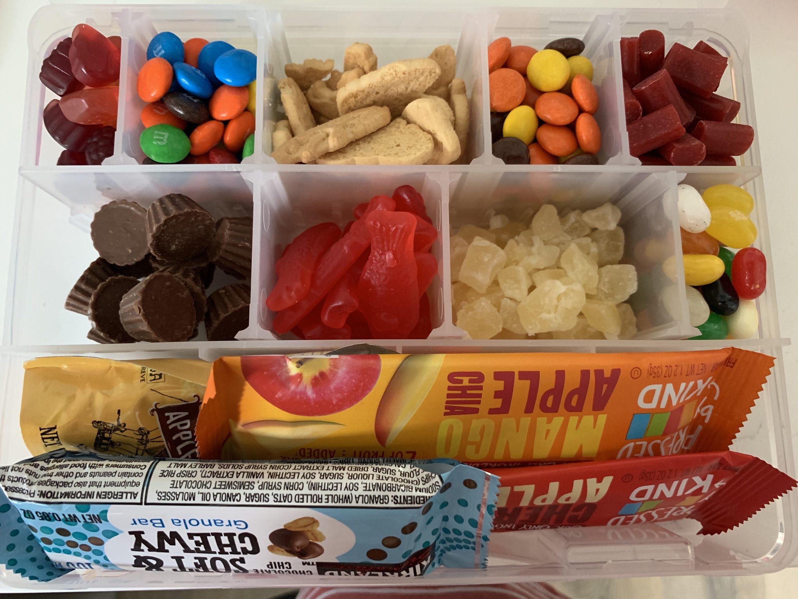 Snack box idea