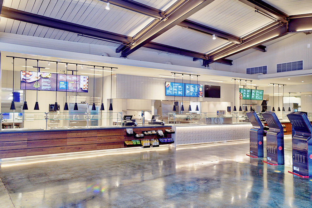 Photo of Yosemite Valley Lodge Food Court from travelyosemite.com