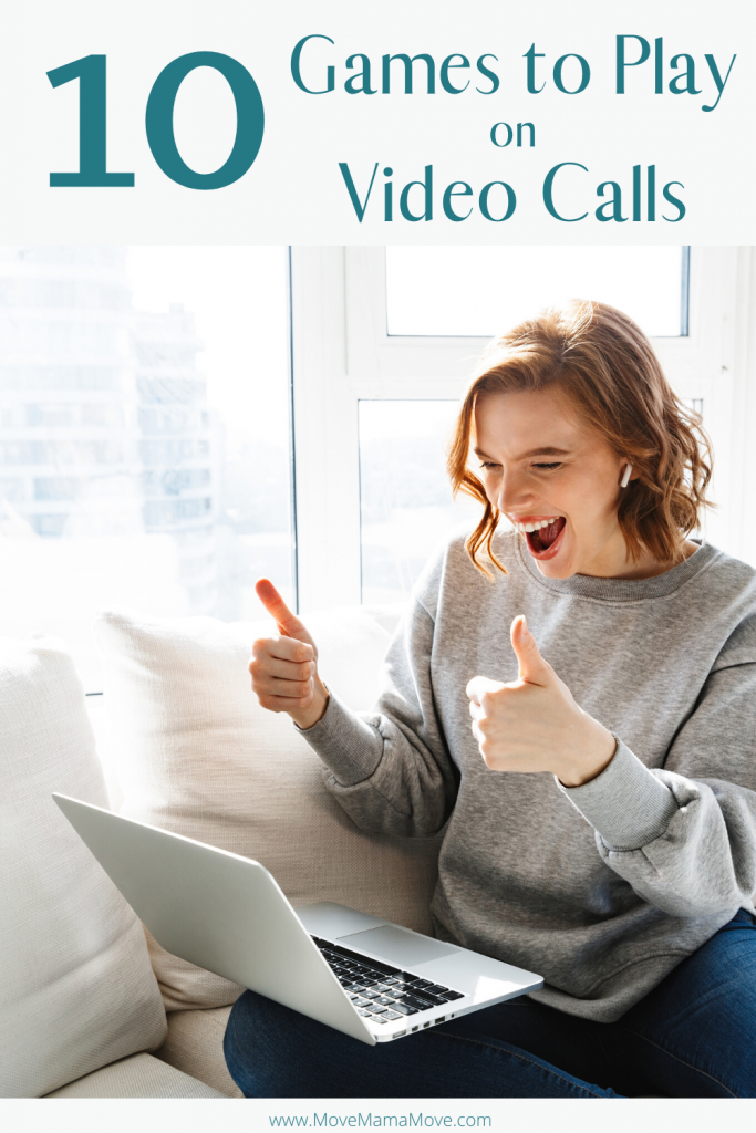 10 Games to Play on Video Calls