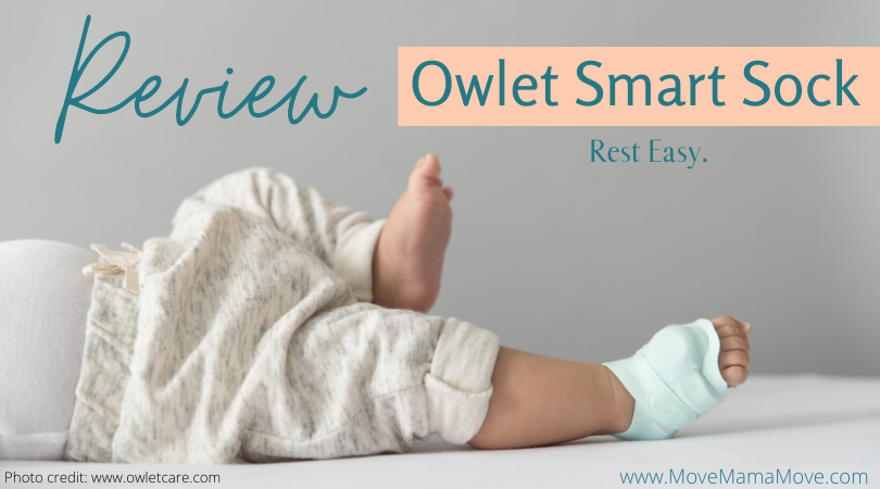 Review: Owlet Smart Sock