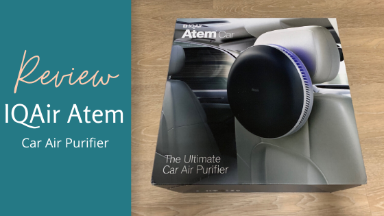 IQAir Atem Car Air Purifier Review