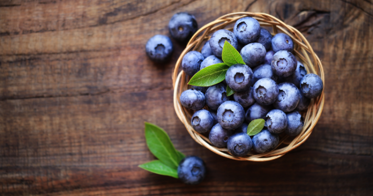 The Best Blueberry-Themed First Birthday Party Ideas