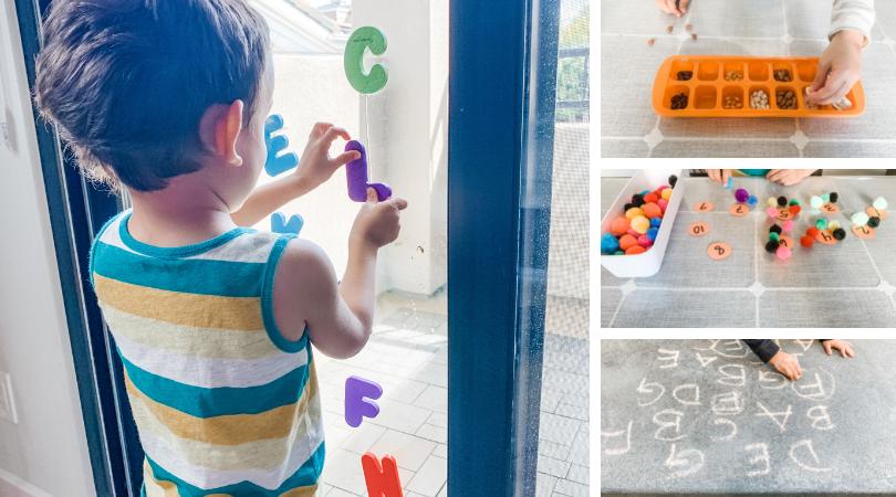 How to Make Playing Preschool Homeschool Work For You